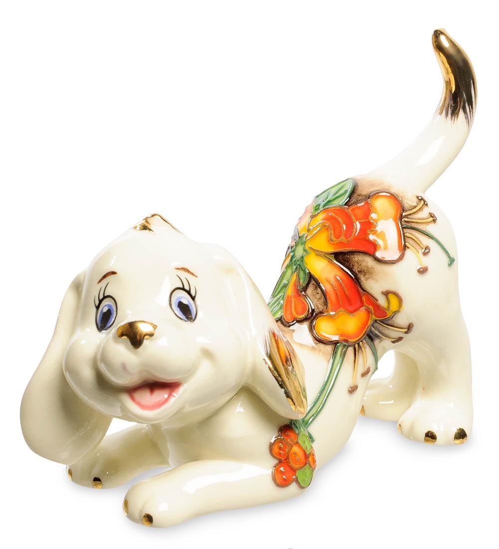 Фигурка декоративная Pavone Собака JP-101/12, 107939