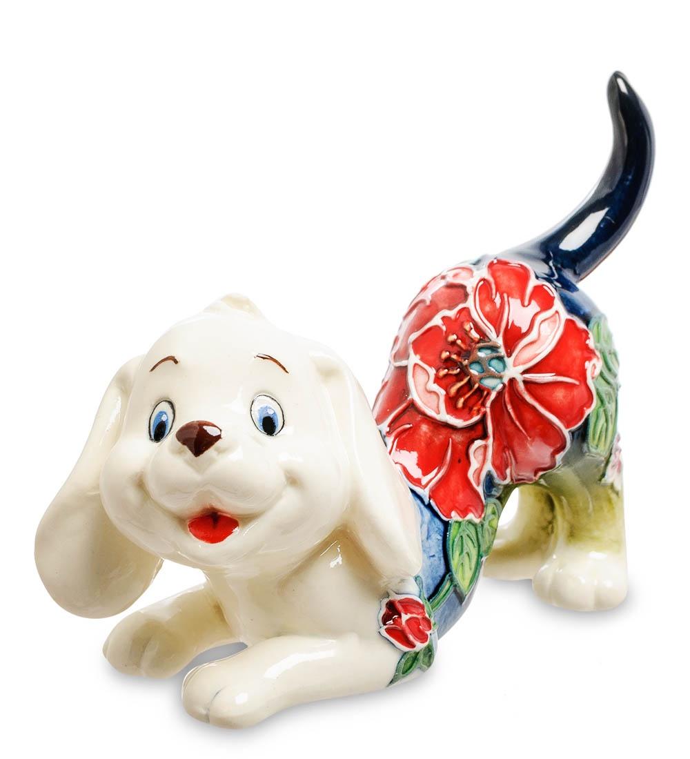 все цены на Фигурка декоративная Pavone Собака JP-101/15, 107942 онлайн