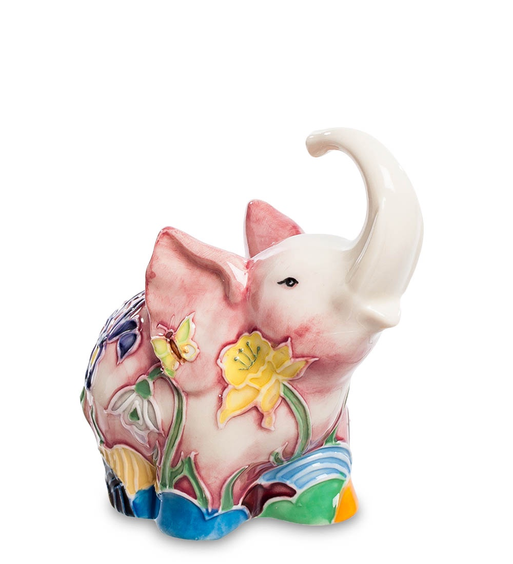 Фигурка декоративная Pavone Слоник JP-11/47, 106337 jp 11 48 фигурка слоник pavone