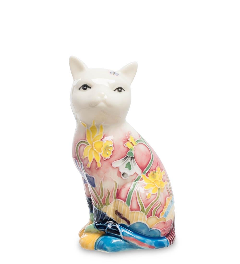 Фигурка декоративная Pavone Кошка JP-11/56, 106519 гимнастика для беременных женщин и молодых мам