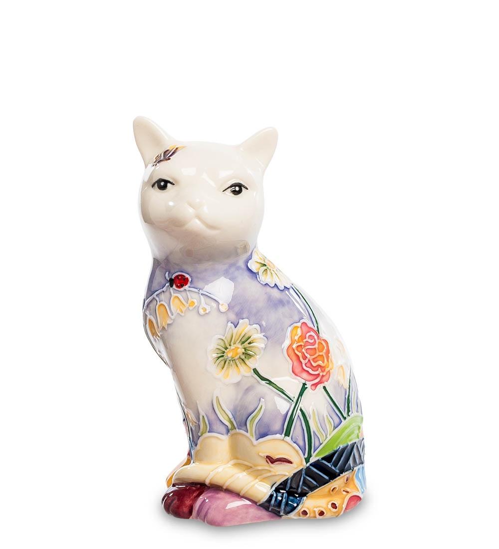 Фигурка декоративная Pavone Кошка JP-11/57, 106520 гимнастика для беременных женщин и молодых мам
