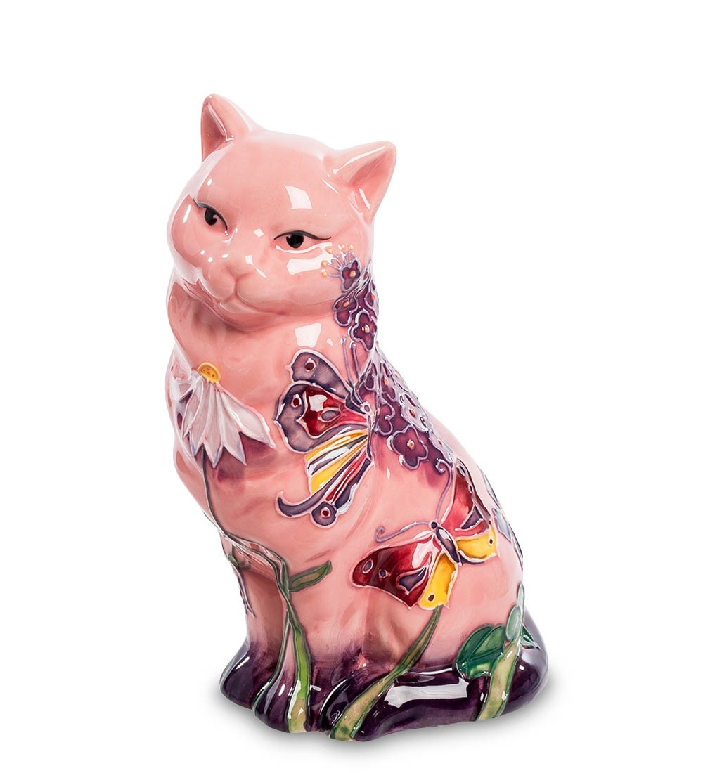 Фигурка декоративная Pavone Кошка JP-115/ 3, 105363 гимнастика для беременных женщин и молодых мам