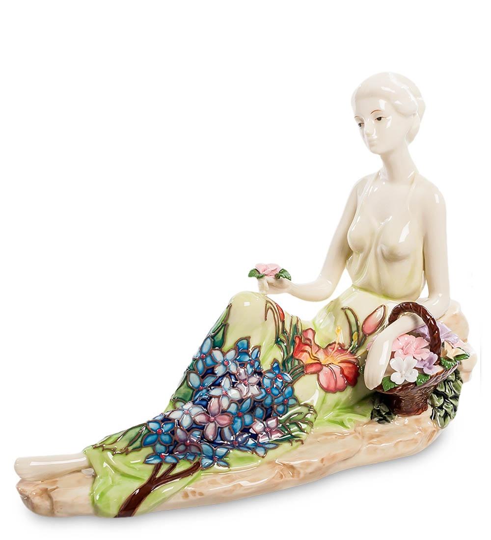 Фигурка декоративная Pavone Дама JP-12/21, 106151