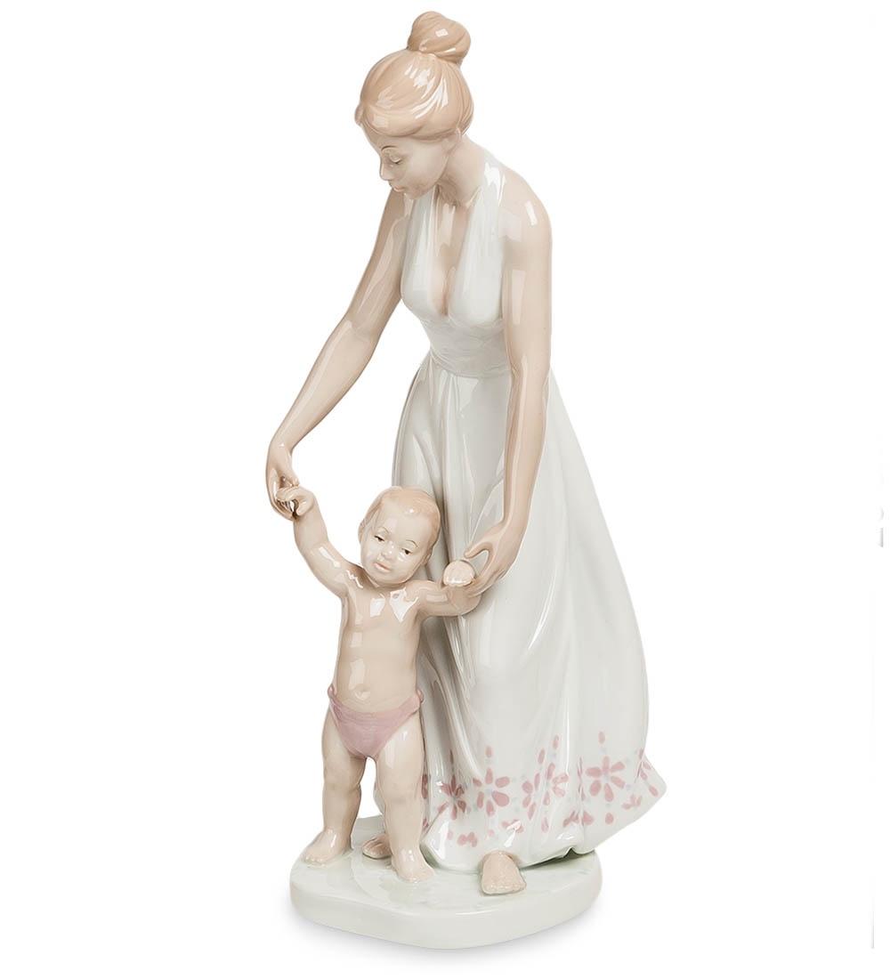 Фигурка декоративная Pavone Девушка с ребенком JP-15/22, 104472 фигурка декоративная pavone девушка с ребенком jp 15 22