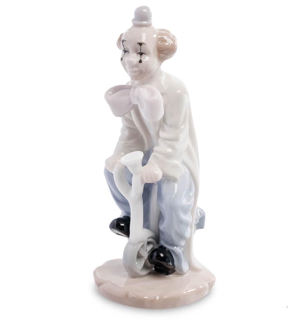 купить Фигурка декоративная Pavone Клоун JP-19/ 1, 10066 по цене 1456 рублей