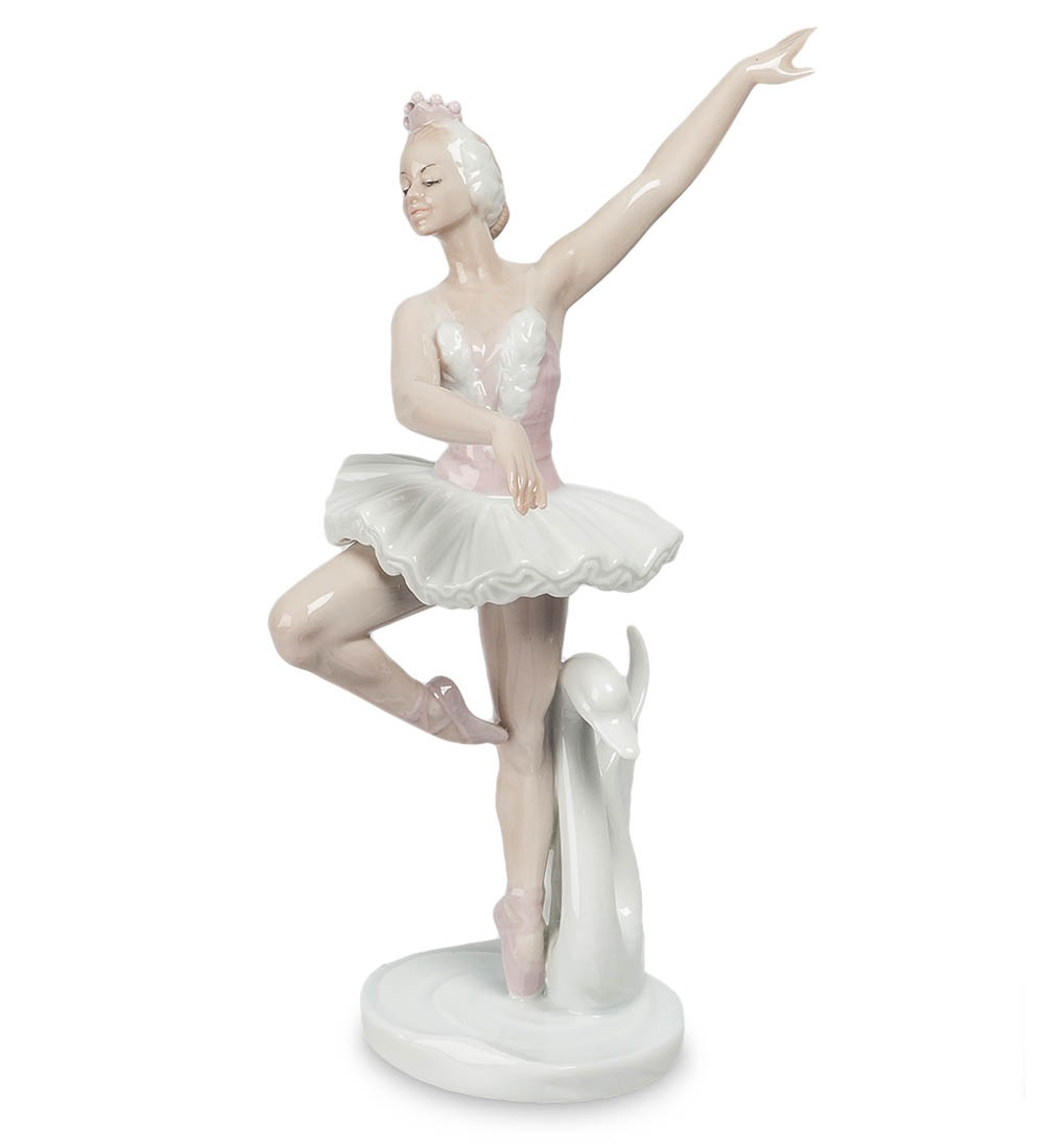 Фигурка декоративная Pavone Балерина JP-27/ 1, 10165 фигурка декоративная какая я красивая кому же я достануся