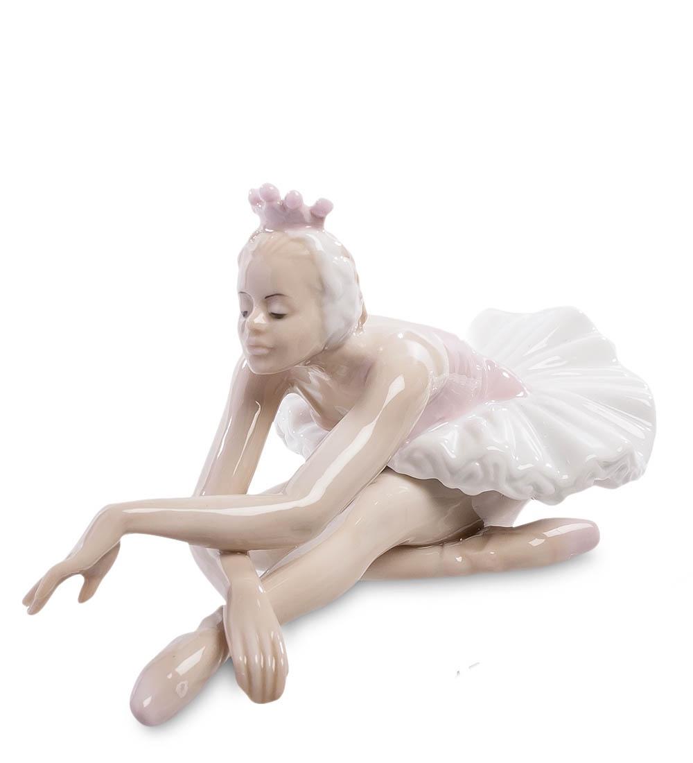 цены на Фигурка декоративная Pavone Балерина JP-27/ 5, 10169  в интернет-магазинах