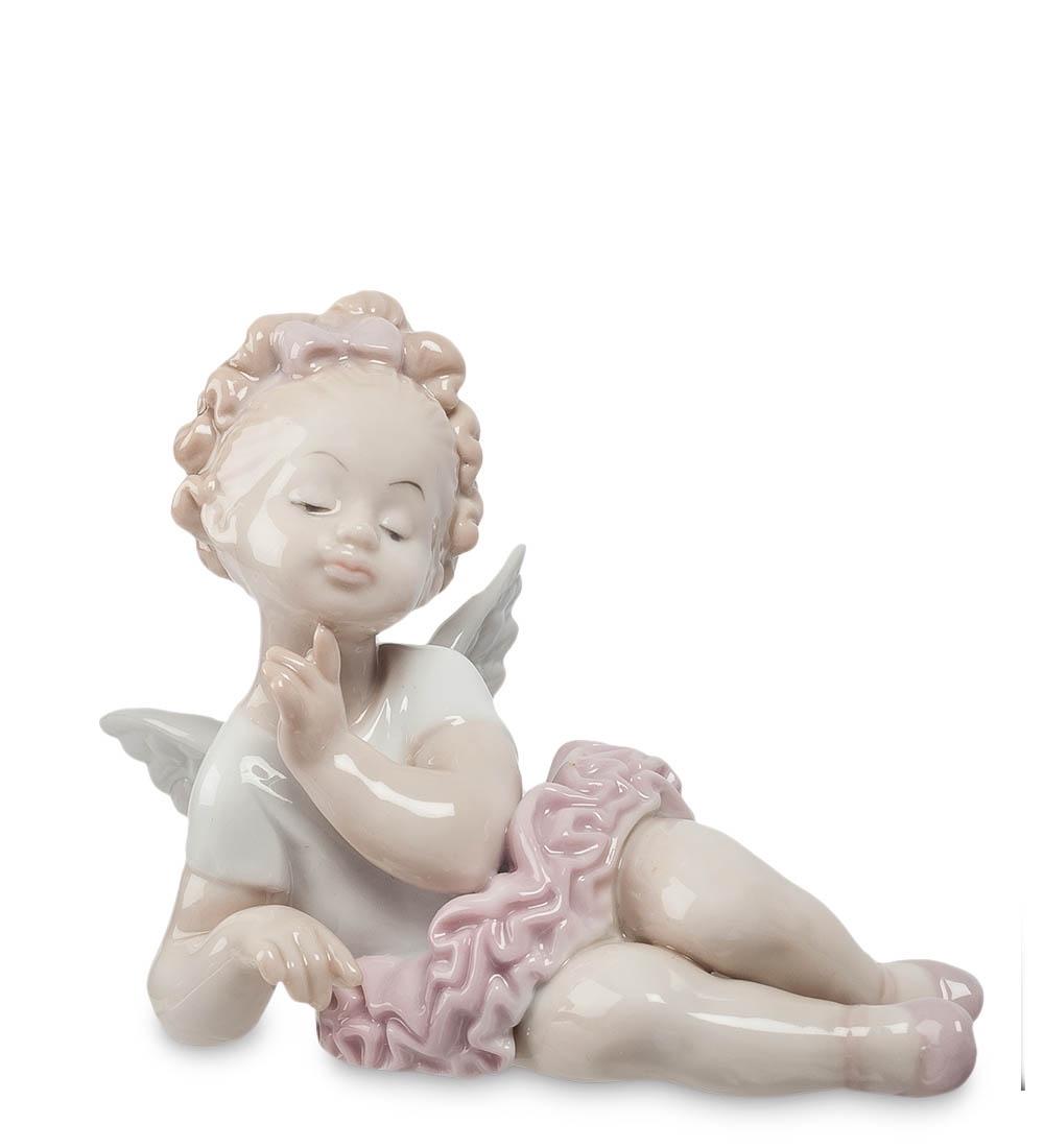 Фигурка декоративная Pavone Балерина-ангелочек JP-27/13, 103677 цена и фото