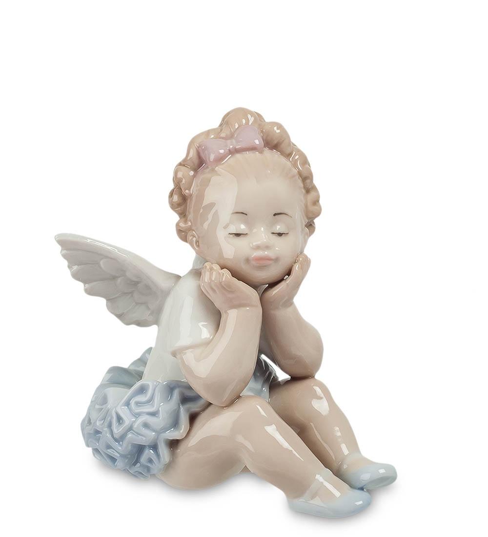 Фигурка декоративная Pavone Балерина-ангелочек JP-27/32, 106362 цена и фото