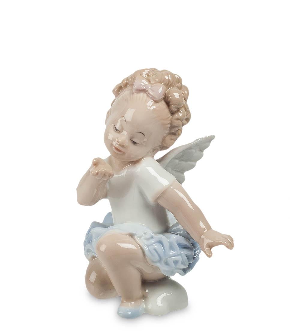 Фигурка декоративная Pavone Балерина-ангелочек JP-27/33, 106363 цена и фото