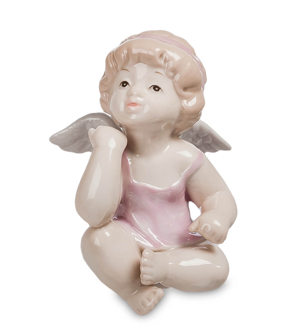 Фигурка декоративная Pavone Ангелочек JP-33/ 7, 106676 цена и фото