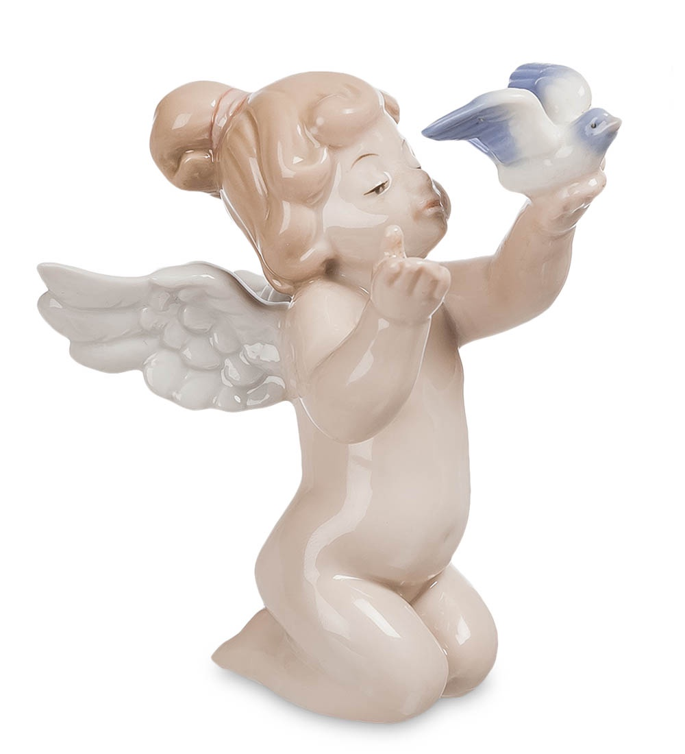 Фигурка декоративная Pavone Ангелочек JP-33/ 9, 106678 цена и фото