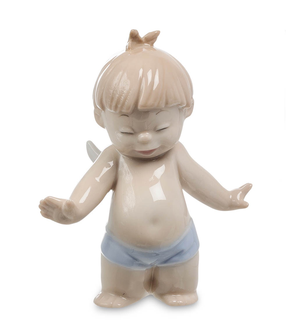 Фигурка декоративная Pavone Ангелочек JP-34/10, 105464
