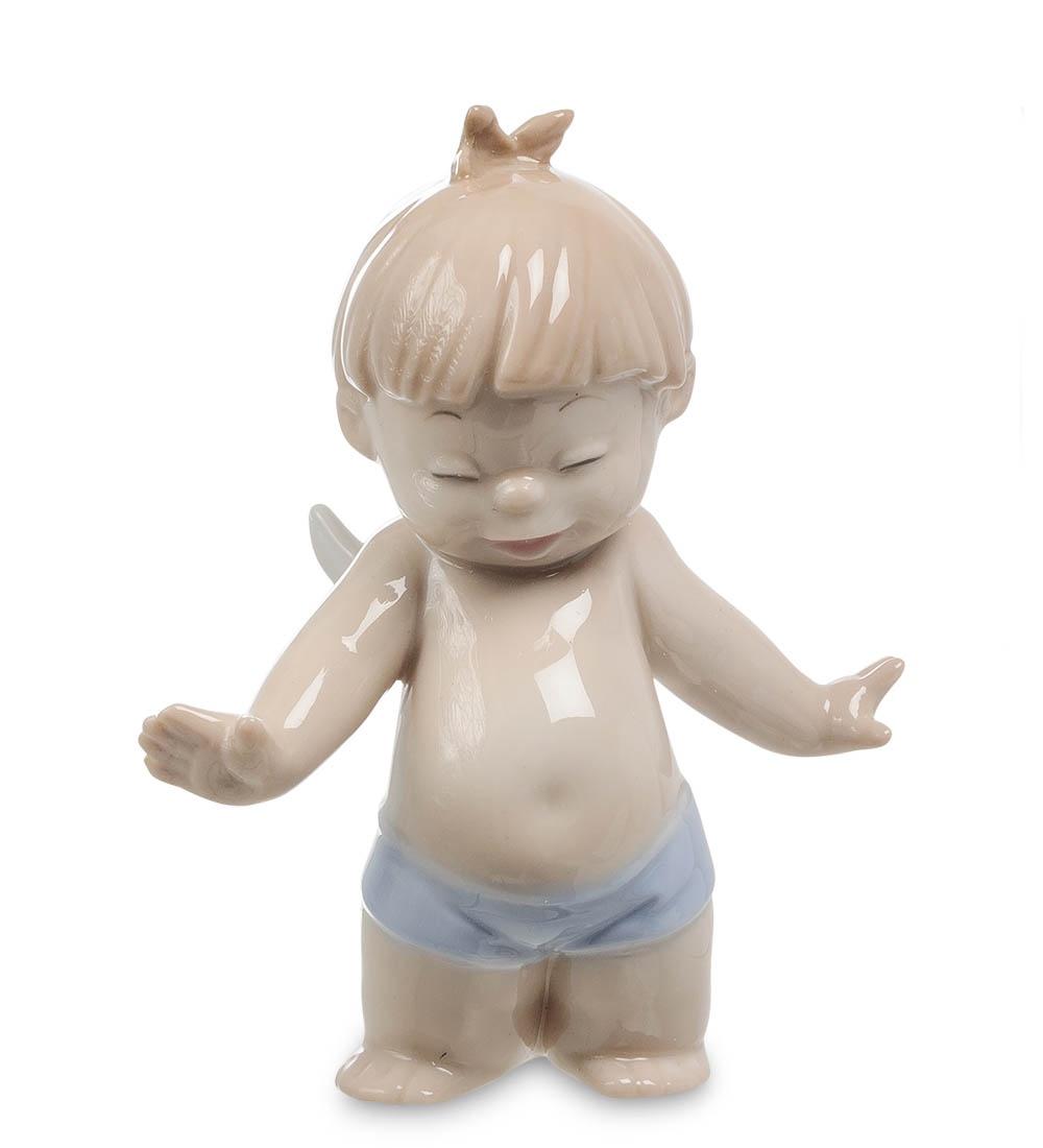 Фигурка декоративная Pavone Ангелочек JP-34/10, 105464 цена и фото