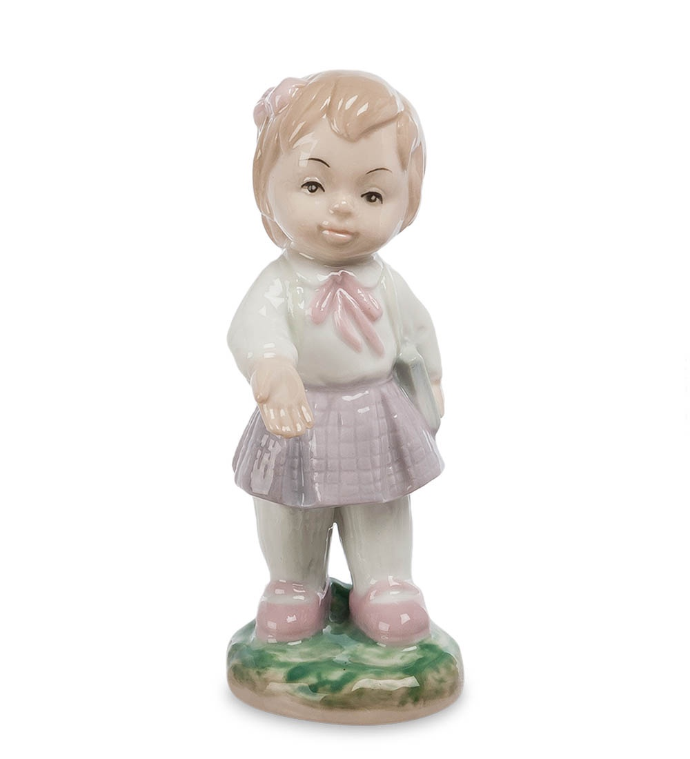 Фигурка декоративная Pavone Девочка JP-45/ 2, 105478 цены