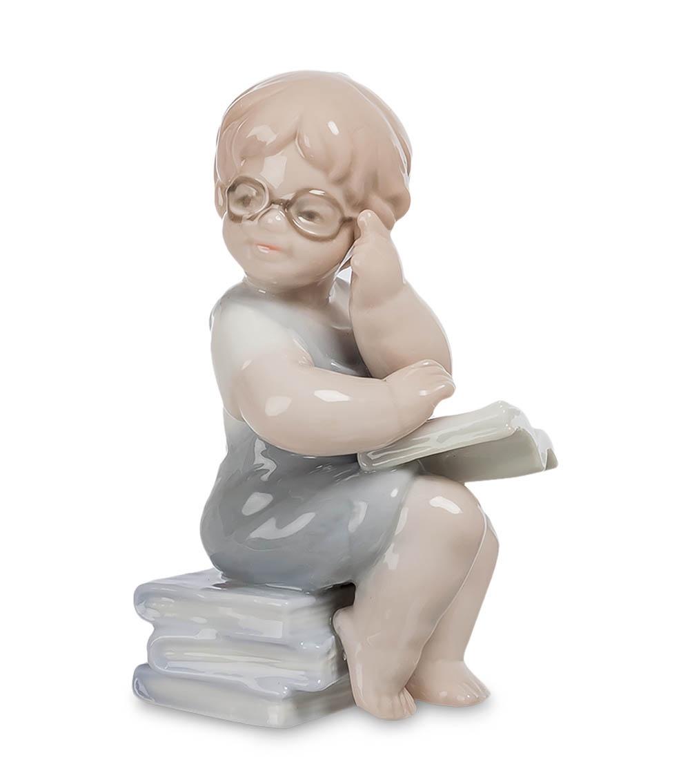 купить Фигурка декоративная Pavone Юный учитель JP-45/10, 105857 онлайн