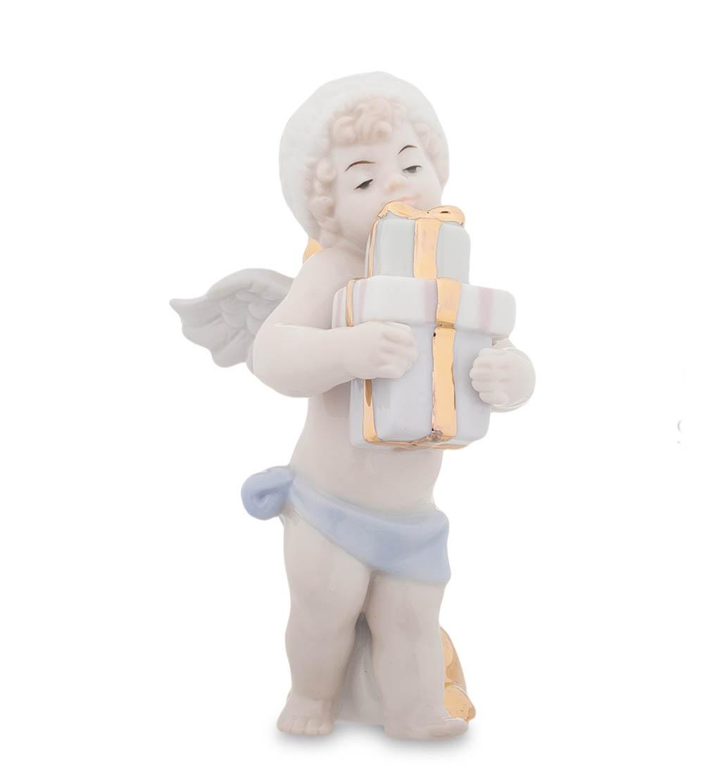 Фигурка декоративная Pavone Ангел с подарками JP-47/ 2, 105873 томас вулф взгляни на дом свой ангел