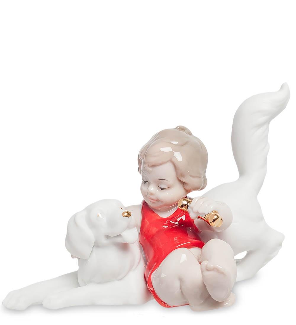 Фигурка декоративная Pavone Празднуем вмест JP-47/10, 105881 jp 47 12 фигурка празднуем вместе pavone