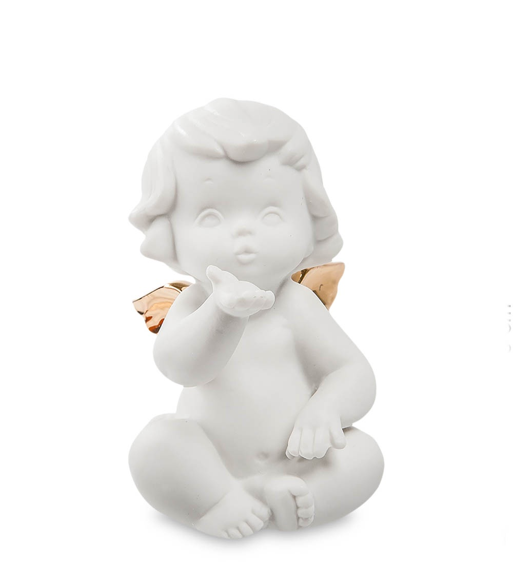 Фигурка декоративная Pavone Амурчик бисквит JP-48/ 3, 105886 jp 48 3фигурка амурчик бисквит pavone
