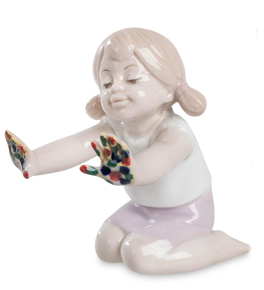 купить Фигурка декоративная Pavone Юный художник JP-50/ 2, 105916 онлайн