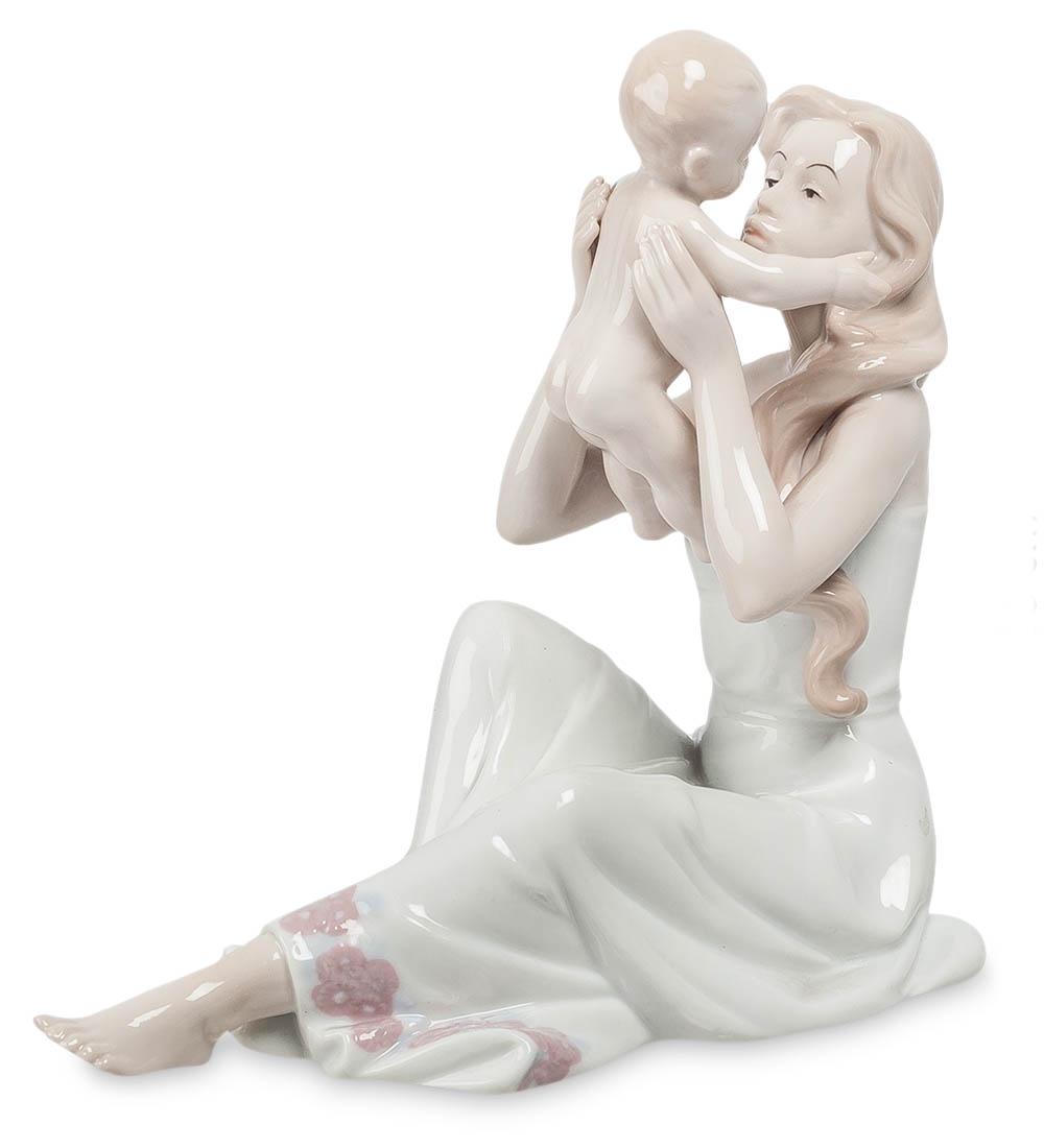 Фигурка декоративная Pavone Девушка с ребенком JP-15/23, 104473 фигурка декоративная pavone девушка с ребенком jp 15 22