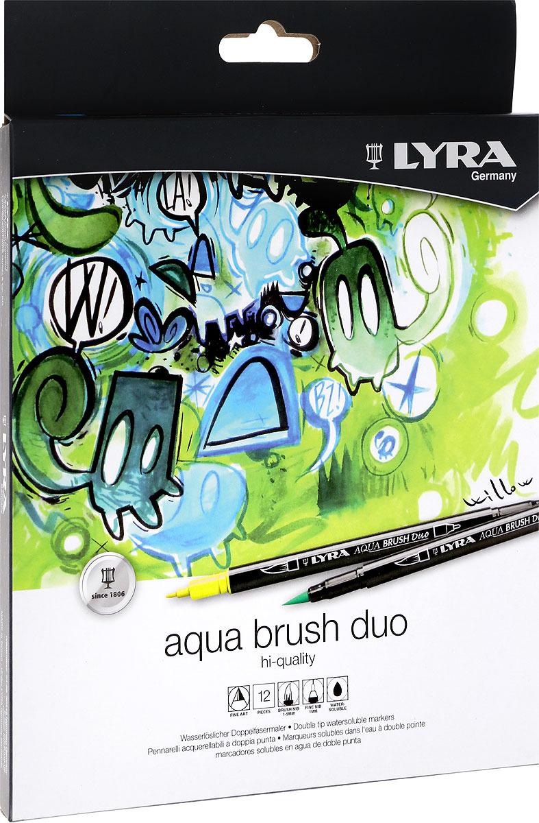 Набор маркеров Lyra L6521120