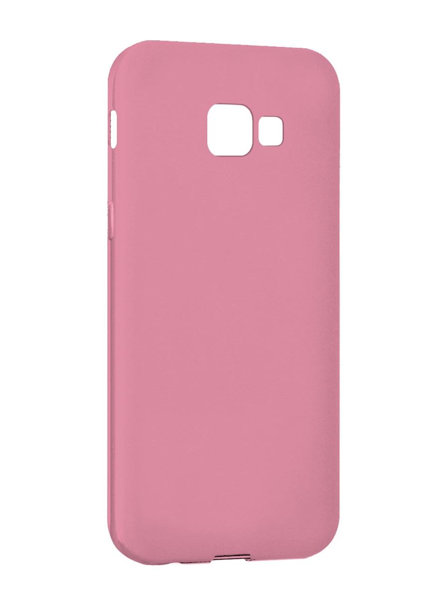 Чехол для сотового телефона With love. Moscow Mono для Samsung Galaxy A7, розовый