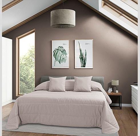цена Покрывало Ndazejka P.AN.240, светло-коричневый онлайн в 2017 году