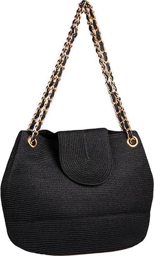 купить Сумка женская Fabretti, черный, GB1-2 BLACK по цене 2151 рублей