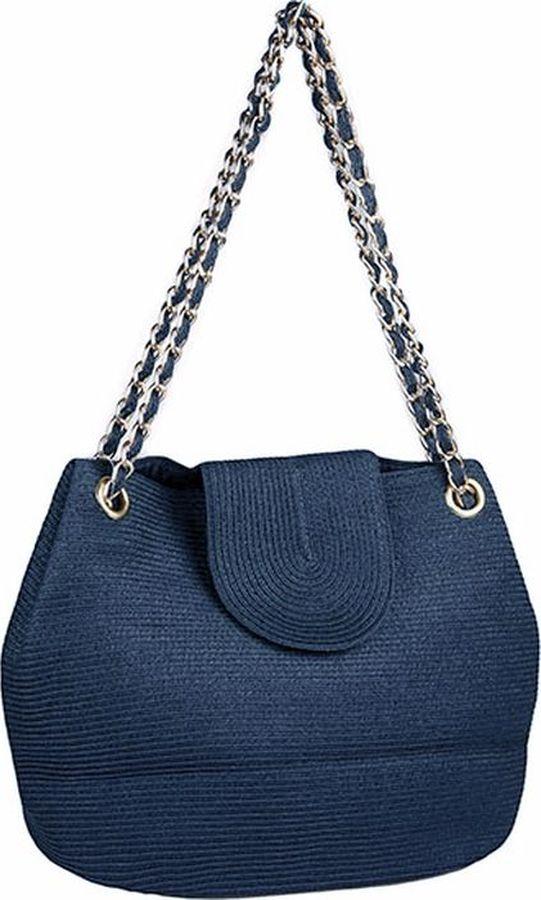 купить Сумка женская Fabretti, синий, GB1-5 BLUE по цене 2151 рублей