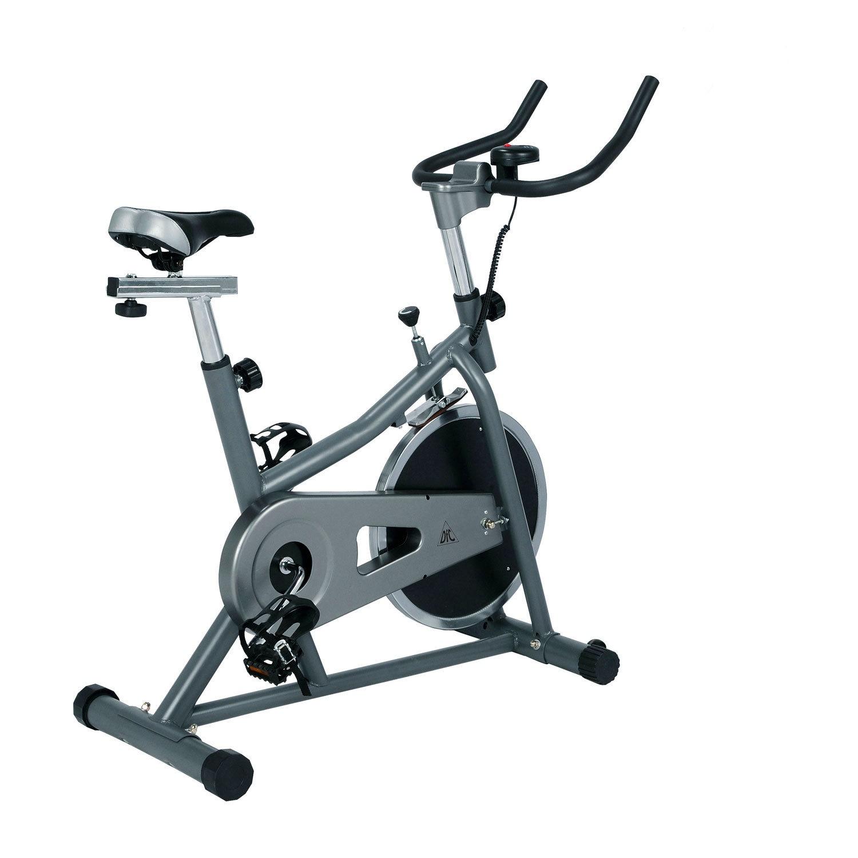 Велотренажер DFC B3005, серый
