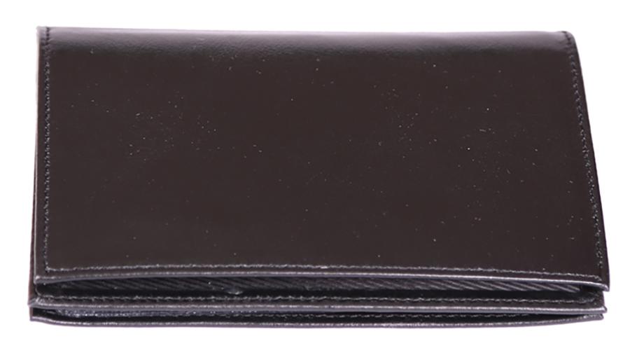 Обложка для документов GALANTEYA 20808, черный montblanc обложка для паспорта и документов meisterstuck