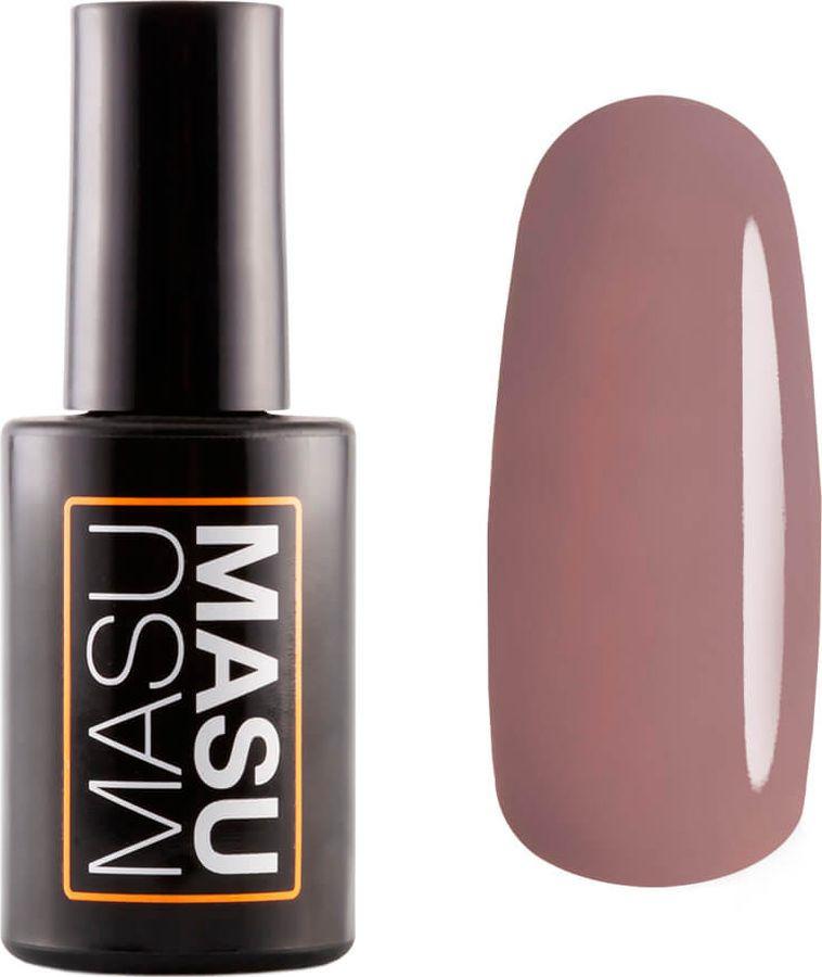 Гель-лак для ногтей Masura Masu Masu, тон 027 Кексик, 8 мл masura лак для ногтей волшебный чертополох 11 мл