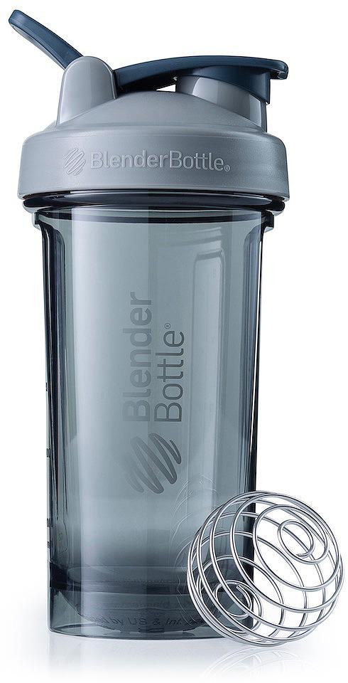Шейкер спортивный BlenderBottle Pro24 Tritan Full Color, BB-PR24-FCPG, серый, 710 мл