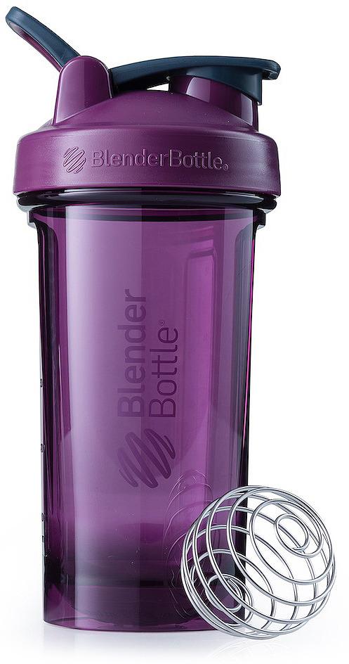 Шейкер спортивный BlenderBottle Pro24 Tritan Full Color, BB-PR24-FCPL, фиолетовый, 710 мл шейкер blenderbottle classic full color 591ml pebble grey bb cl20 fpgr