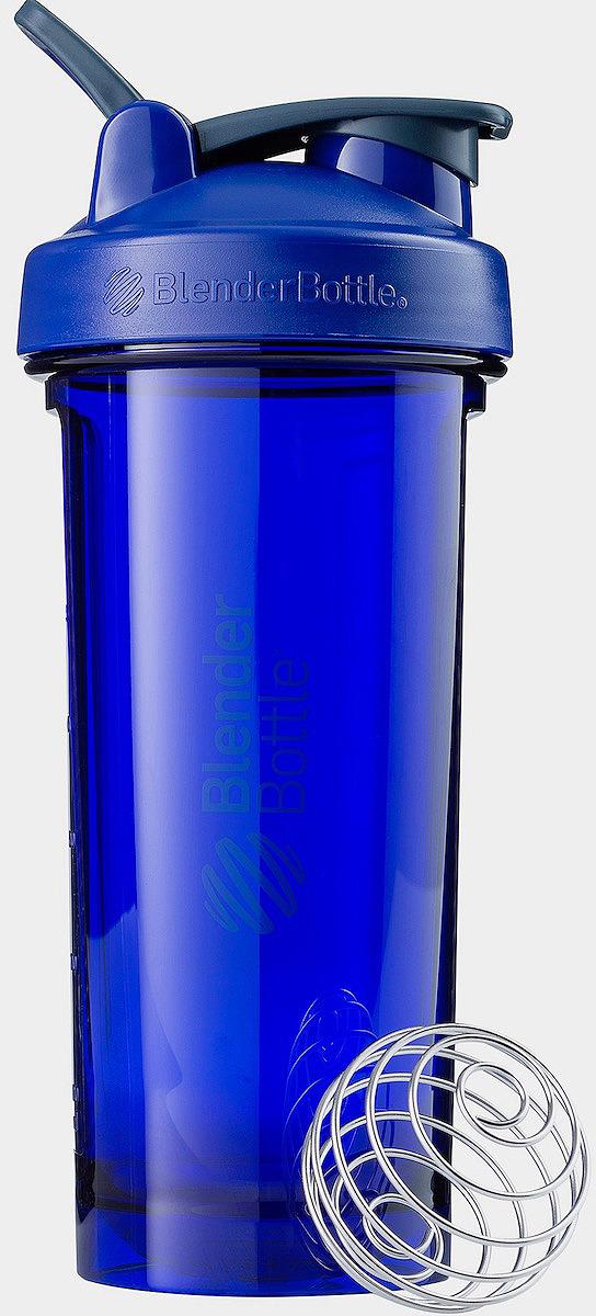 Шейкер спортивный BlenderBottle Pro28 Tritan Full Color, BB-PR28-FCUL, темно-синий, 828 мл шейкер blenderbottle classic full color 591ml pebble grey bb cl20 fpgr