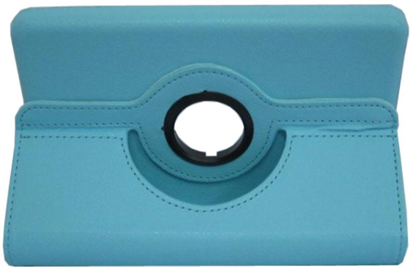 Чехол для планшета skinBOX Standard, 4630042525771, голубой skinbox обложка skinbox standard для планшета asus vivotab smart me400c выполнена из качественной экокожи