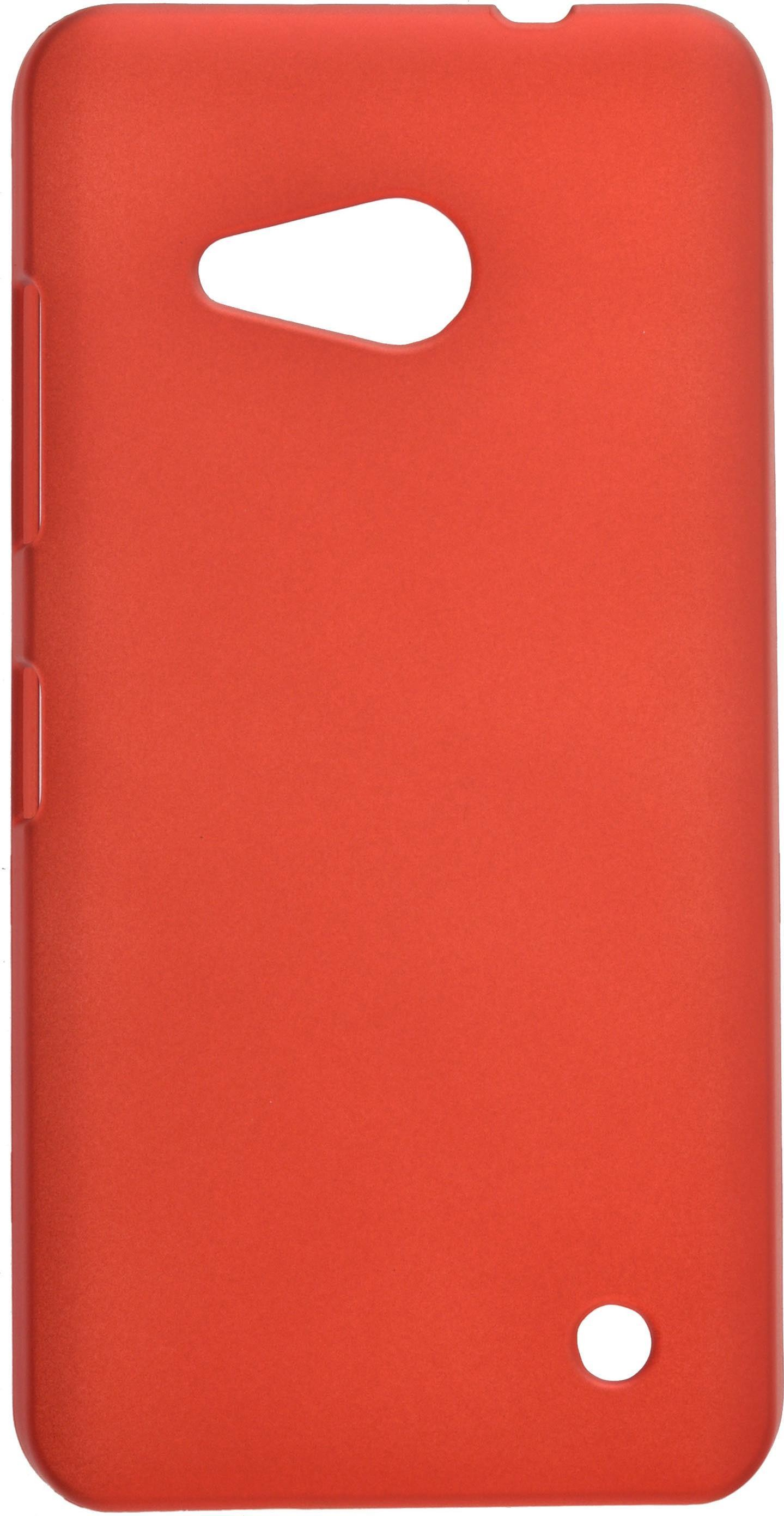 Чехол для сотового телефона skinBOX 4People, 4660041407150, красный чехол для lenovo a2010 skinbox 4people shield case черный