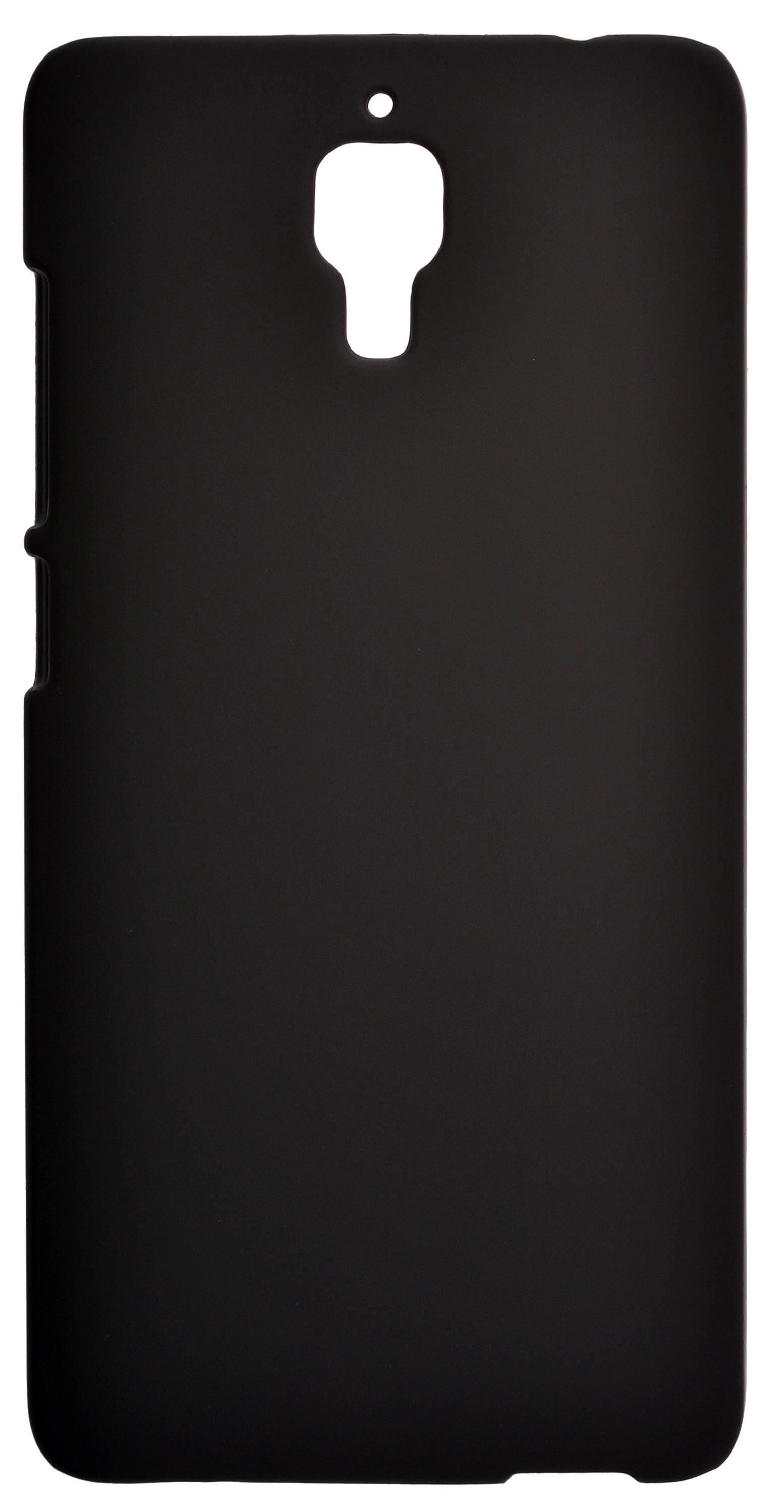 Чехол для сотового телефона skinBOX 4People, 4630042528604, черный стоимость