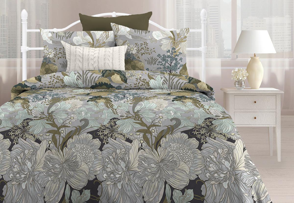 """Комплект постельного белья Любимый дом """"Волшебный сон"""", 557704, 2-спальный, наволочки 70x70"""