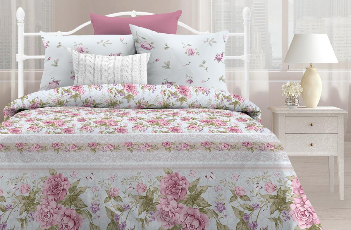 Комплект постельного белья Любимый дом Мускат, 538902, евро, наволочки 70x70538902