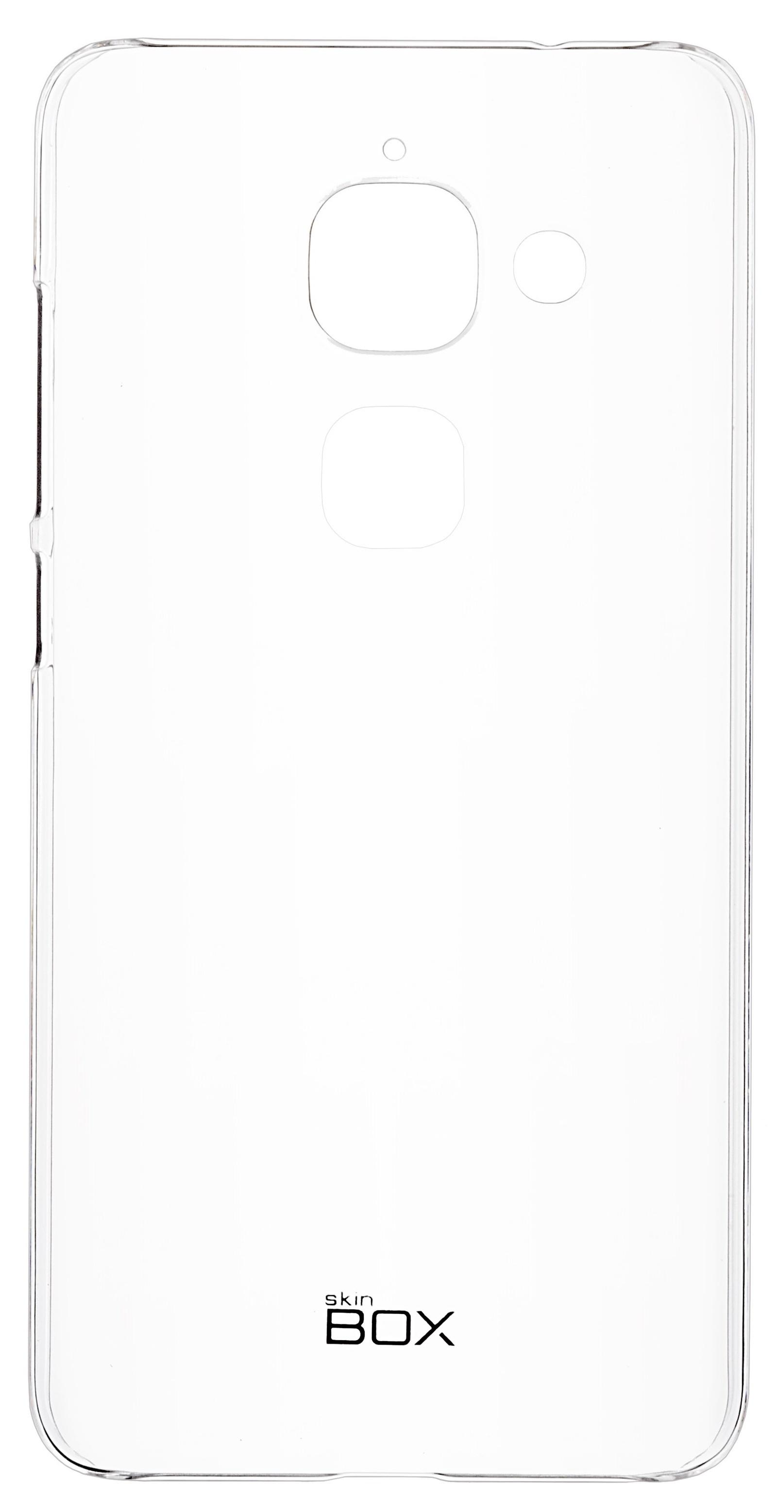 Чехол для сотового телефона skinBOX 4People, 4630042528413, прозрачный цена
