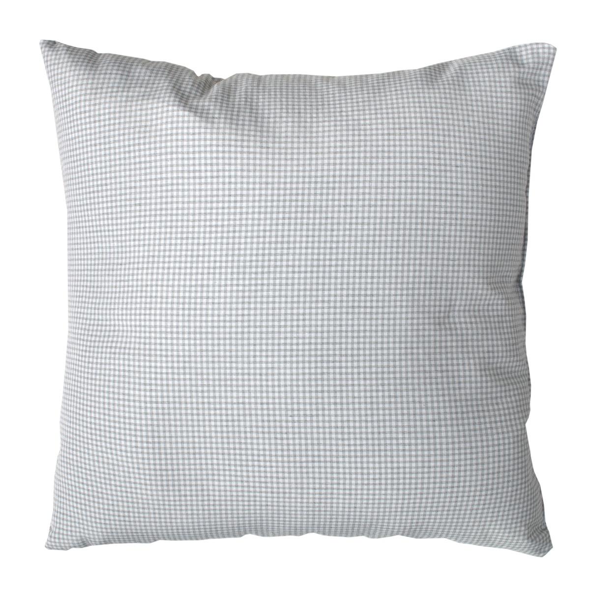 цена на Подушка декоративная ТК Традиция Лофт, 40х40, 2060, серый