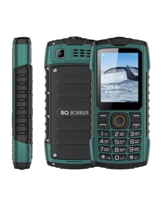 Мобильный телефон BQ BQM-2439 Bobber, 134565703733 сотовый телефон bq bqm 1800 respect black