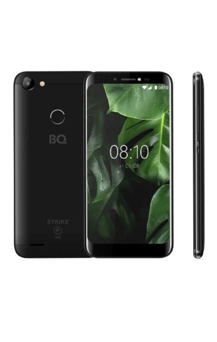 цена Смартфон BQ Mobile BQS-5514L Strike Power, черный в интернет-магазинах