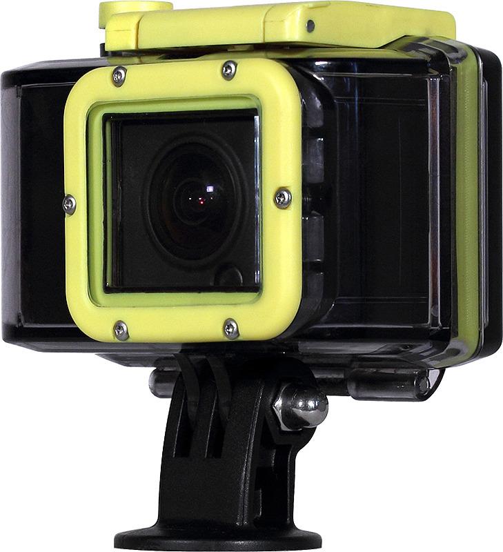 Фото - Экшн-камера Tesla Action X5, GPB07487, желтый видео