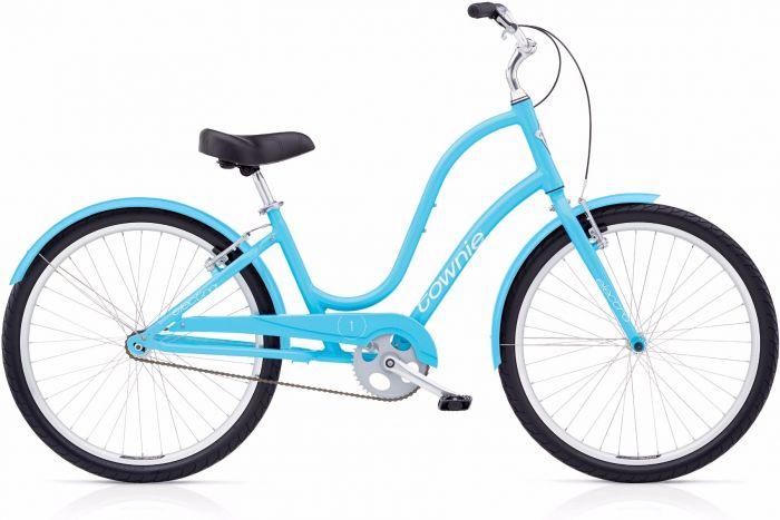 Велосипед Electra Bicycle Company Townie Original 1 Bahama Blue, 539145, голубой цены