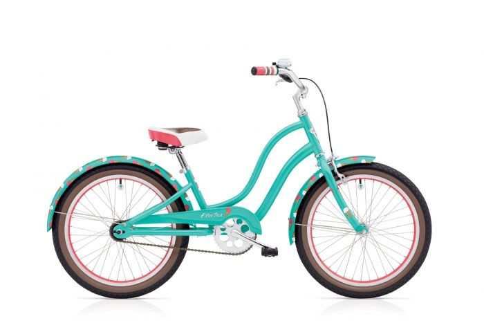 цена на Велосипед Electra Bicycle Company Sweet Ride 1, 528794, зеленый
