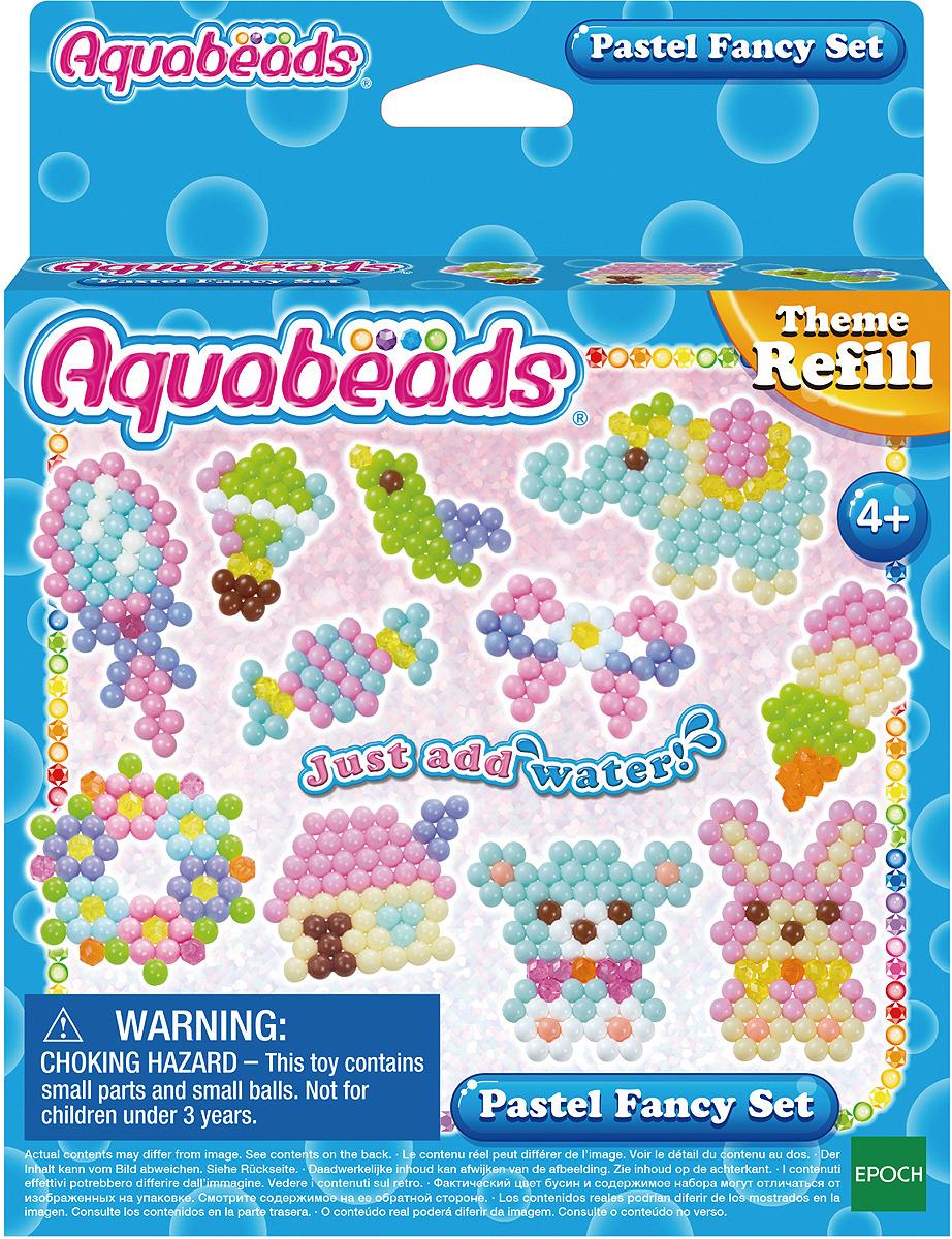 Набор для изготовления игрушек Aquabeads Нежные игрушки, 31361 aquabeads веселые игрушки многоцветный