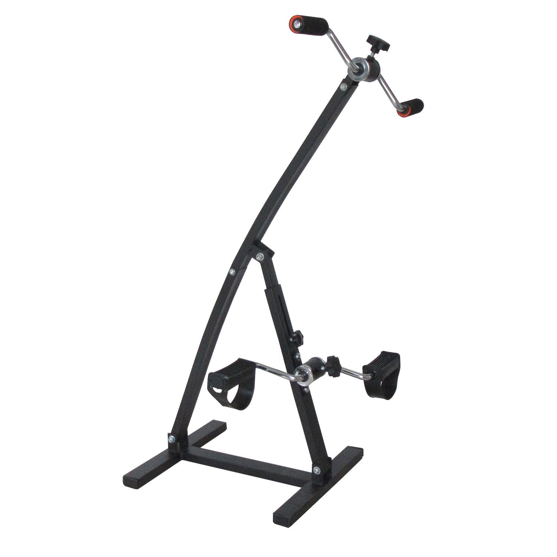 Велотренажер DFC B6010, B6010, черный тренажер педальный для ног и рук
